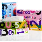 Askul tissue box