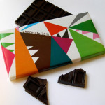 Chocholate packaging for Moderna museet